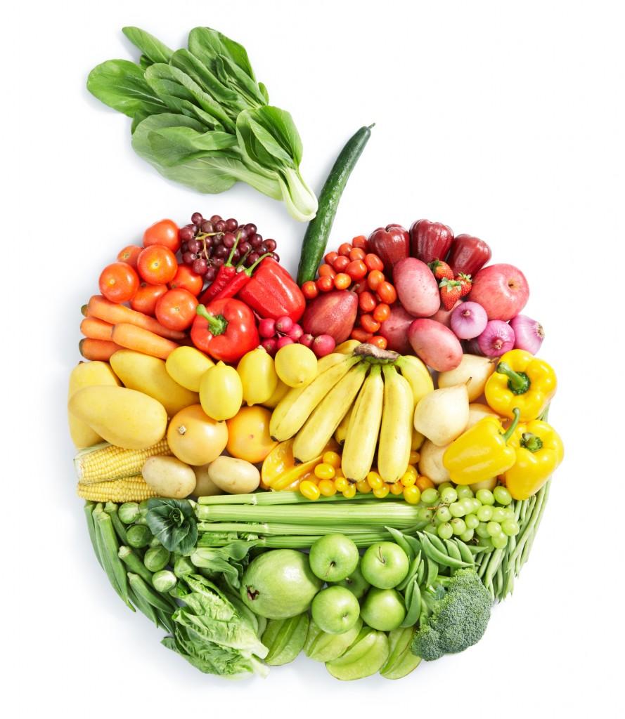 apple: healthy food